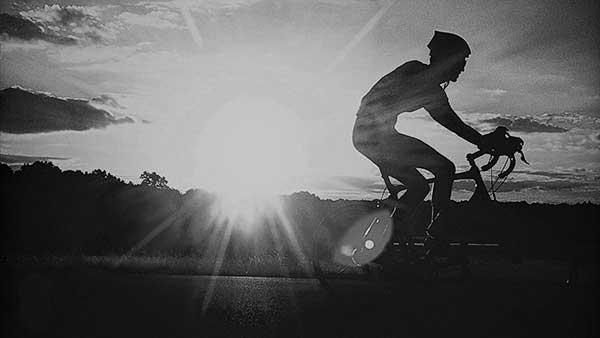 Biker-BW